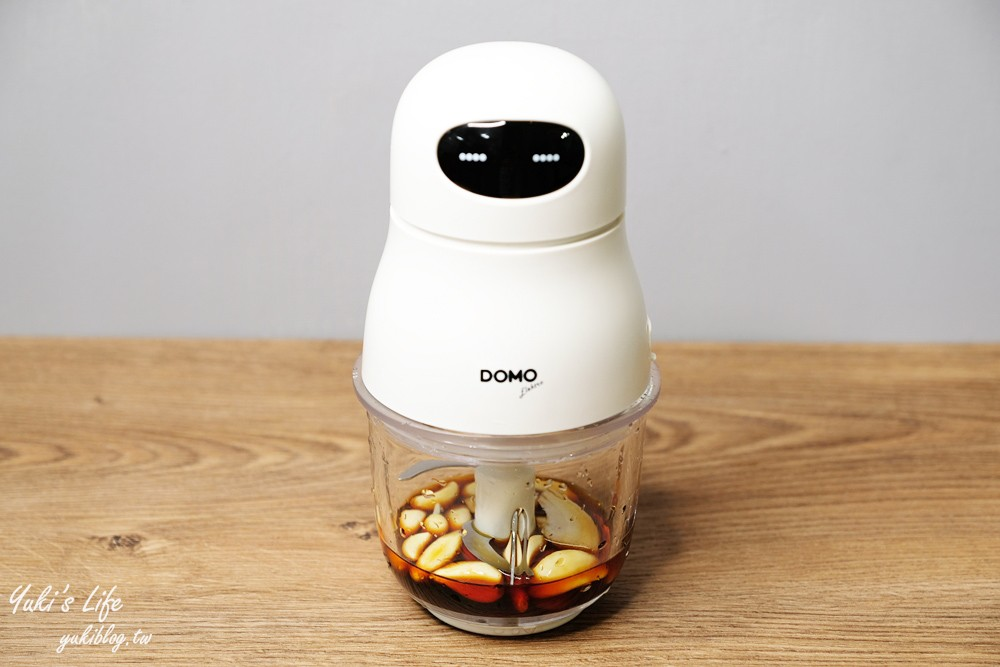 DOMO多功能無線調理機┃USB充電隨充隨用、強化玻璃杯身、醬料副食品必備 - yukiblog.tw