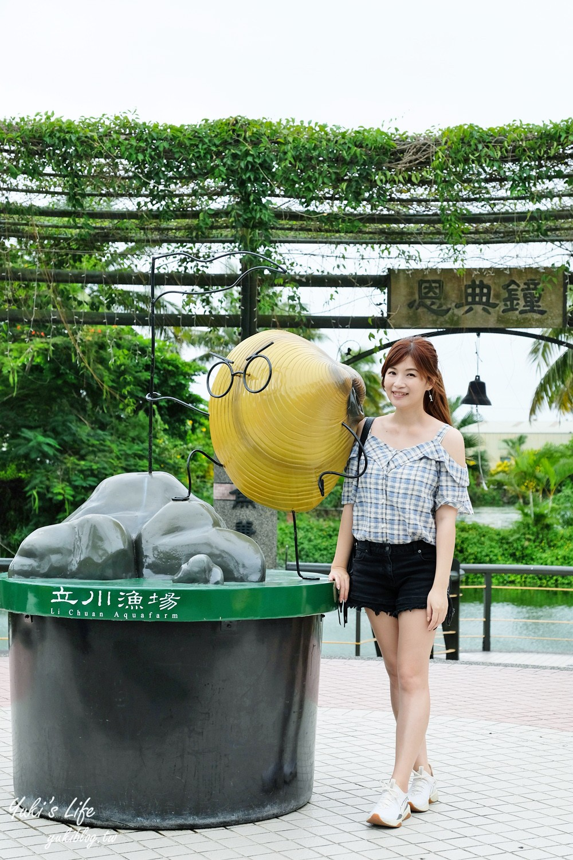 【花莲立川渔场】亲子玩水捞黄金蚬'五饼二鱼'蜊仔餐便宜好吃大份量 - yukiblog.tw