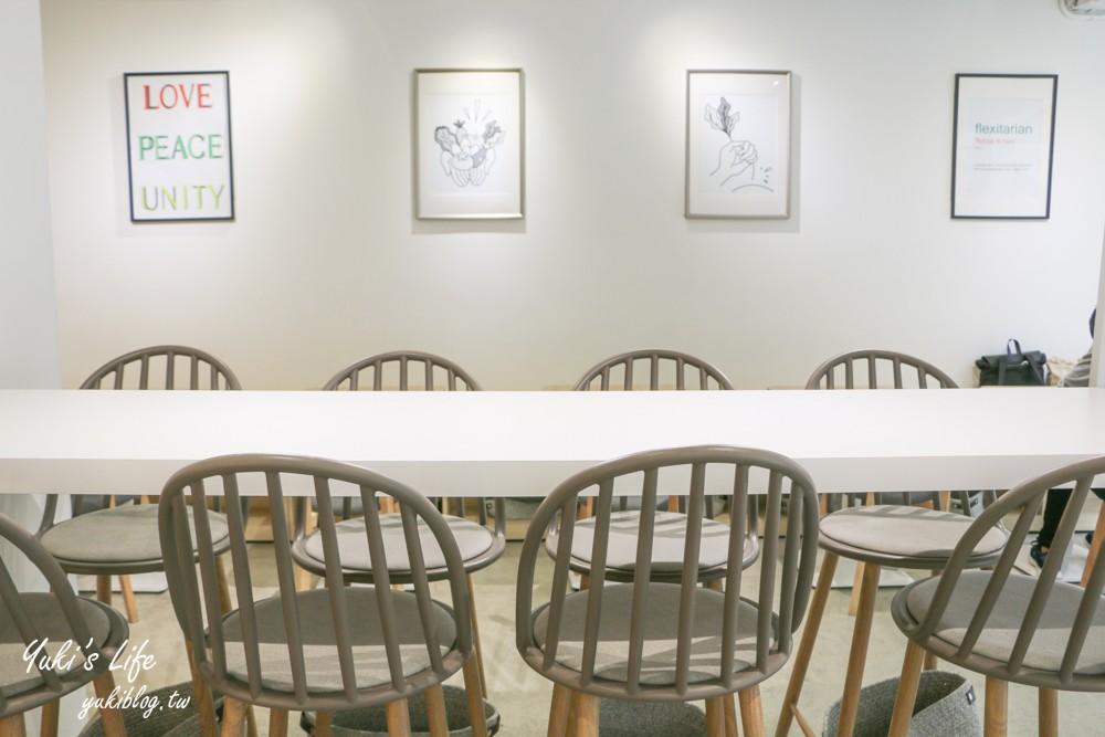 台北美食【become】 純白色玻璃屋早午餐、網美風、寵物友善餐廳(捷運大安站) - yukiblog.tw