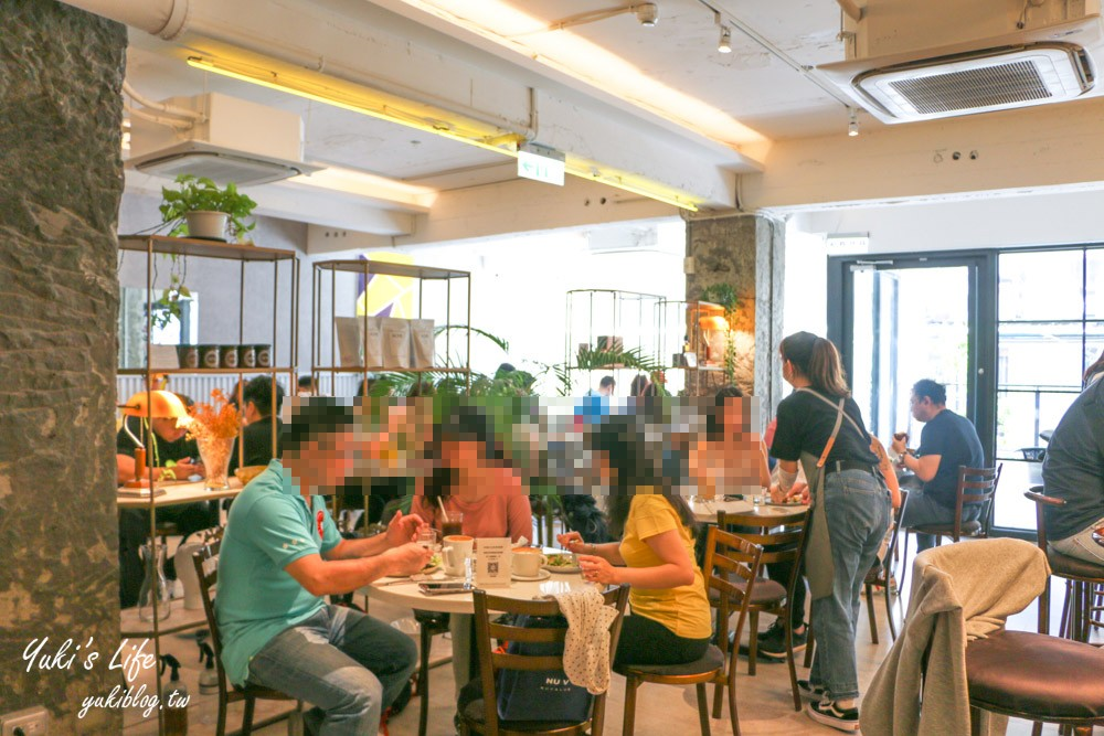 台北美食【ACME Breakfast CLUB】 西門町推薦早午餐.晚上搖身變酒吧(捷運西門站) - yukiblog.tw