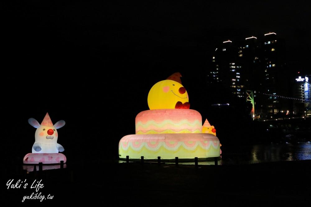 台北碧潭一日遊【幾米向月亮許願】2020碧潭月亮節(時間、交通、亮燈時間) - yukiblog.tw