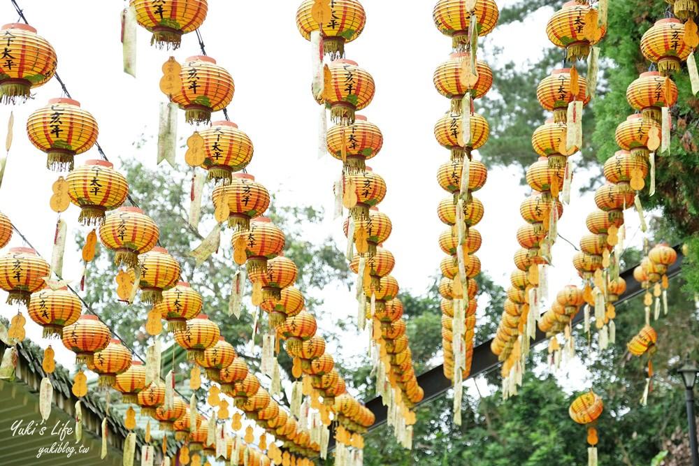 南投國姓景點》禪機山仙佛寺~黃燈籠天梯、仙池巨蓮、五百羅漢~一景一物讓你驚嘆!南投散步打卡聖地 - yukiblog.tw