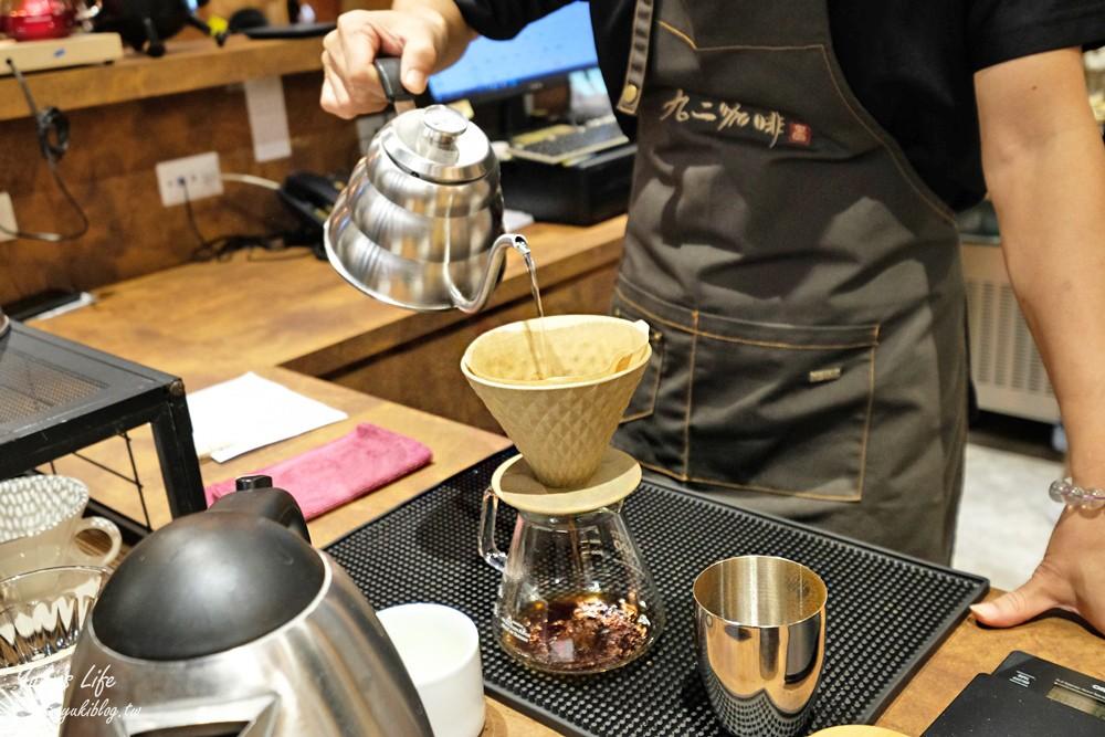 最新『九二咖啡故事館』南投免費逛又好拍!農耕器具展示、精品咖啡下午茶、敲敲金庫門迎財神 - yukiblog.tw