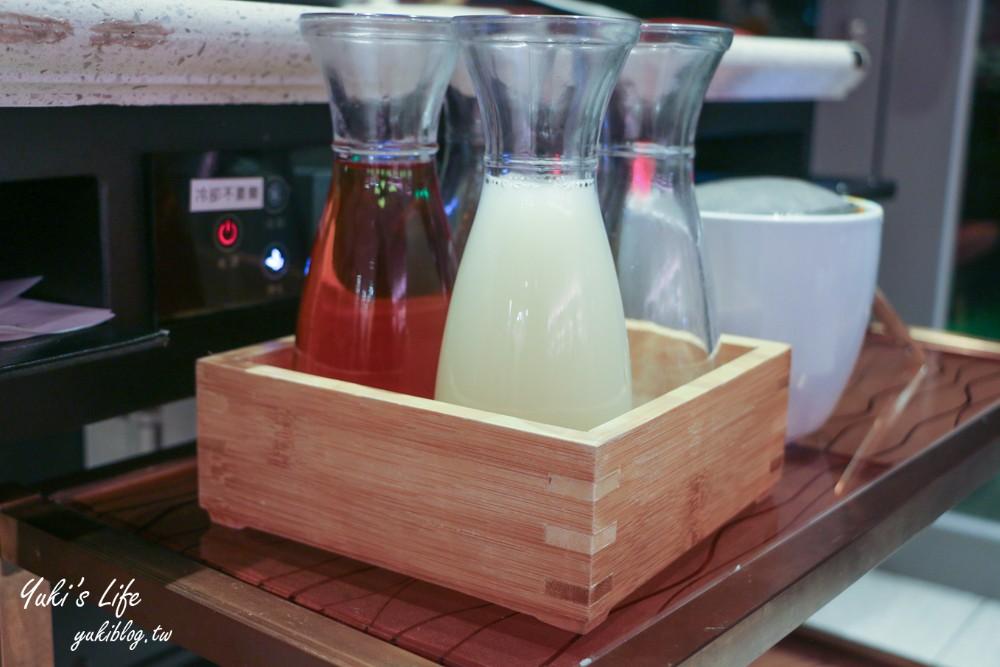 台北宵夜火鍋「美滋鍋」夢幻粉紅世界~還有貼心桌邊服務/營業時間到早上6點 - yukiblog.tw