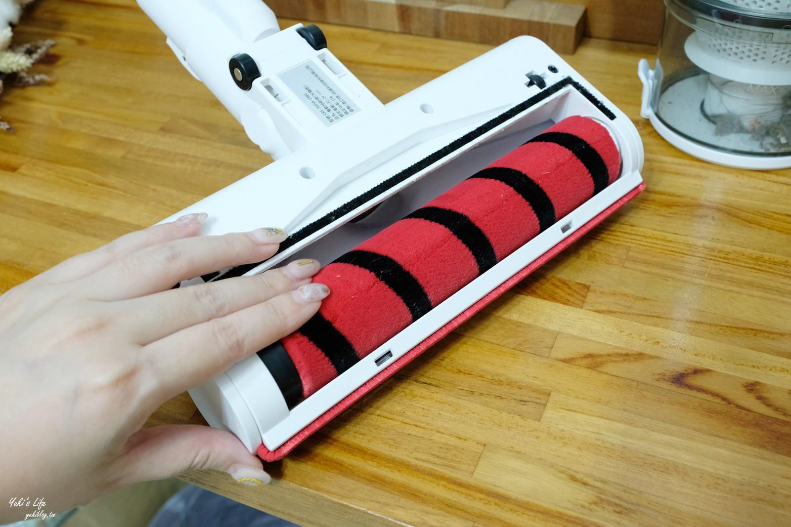 大家在問的熱門平價吸塵器「JWAY無線吸塵器」大全配帶回家! - yukiblog.tw