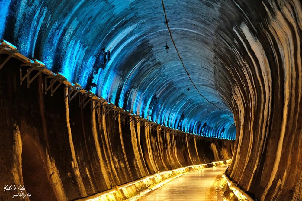 苗栗免費親子景點》功維敘步道~七彩迷幻百年隧道.還有超大車票等你拍(停車場資訊、導覽圖) - yukiblog.tw