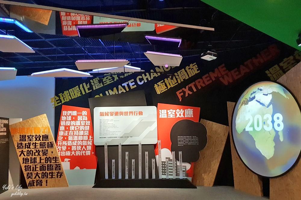 北海岸一日遊「台電北部展示館」無敵海景免費新北親子景點×互動設施×CP值超高室內景點 - yukiblog.tw