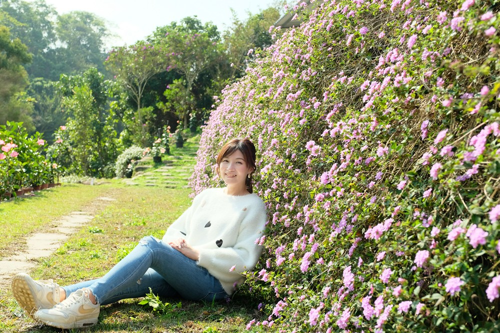 2021南投親子景點新登場!懶雲窩朱槿花~超美花園夢幻美拍下午茶 - yukiblog.tw