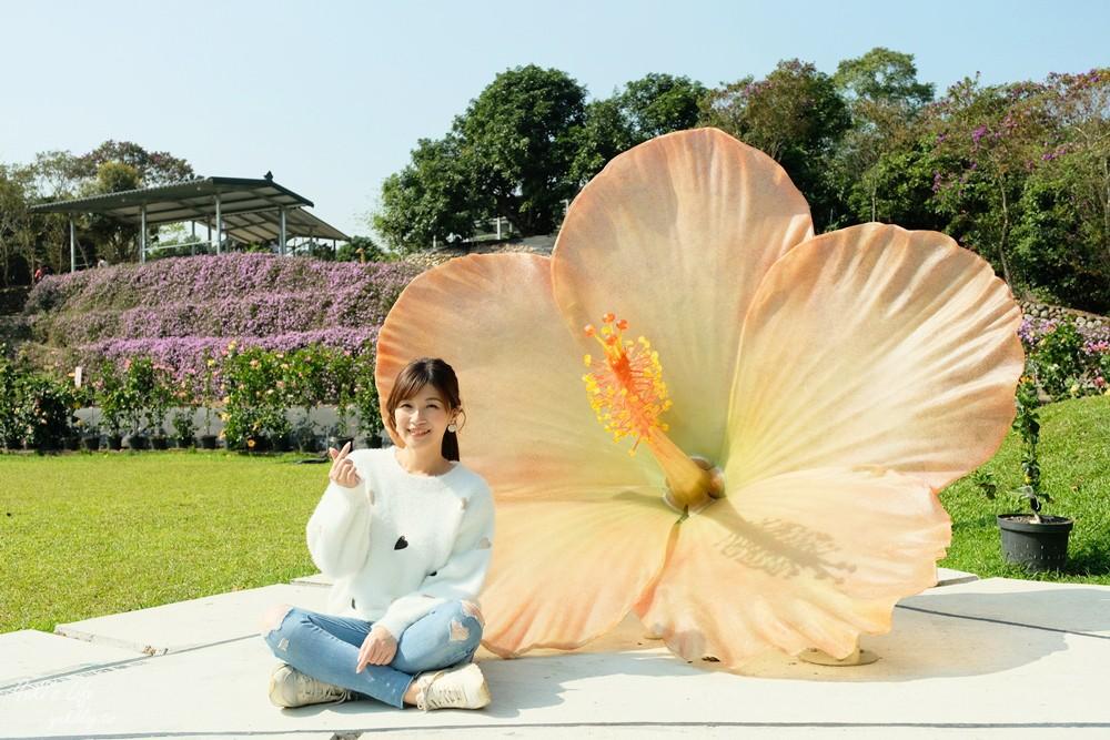 2021南投亲子景点新登场!懒云窝朱槿花~超美花园梦幻美拍下午茶 - yukiblog.tw