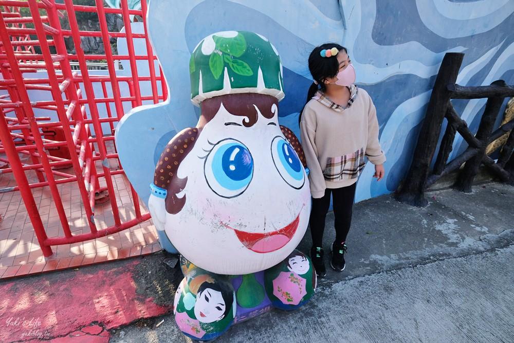 台南免费亲子景点》麻豆代天府滚轮溜滑梯,庙里游乐园,游访十八层地狱与天堂 - yukiblog.tw