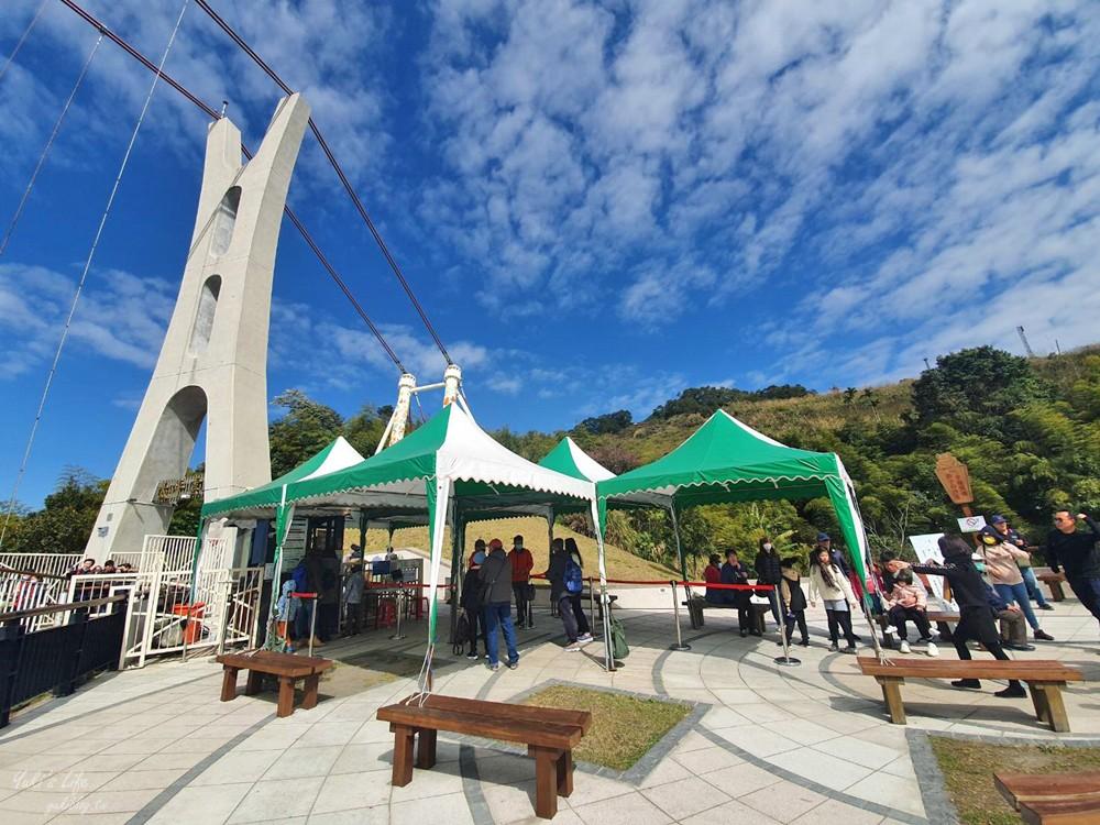 嘉義梅山景點》太平雲梯,嘉南平原美景全都收!挑戰全台最長景觀吊橋 - yukiblog.tw