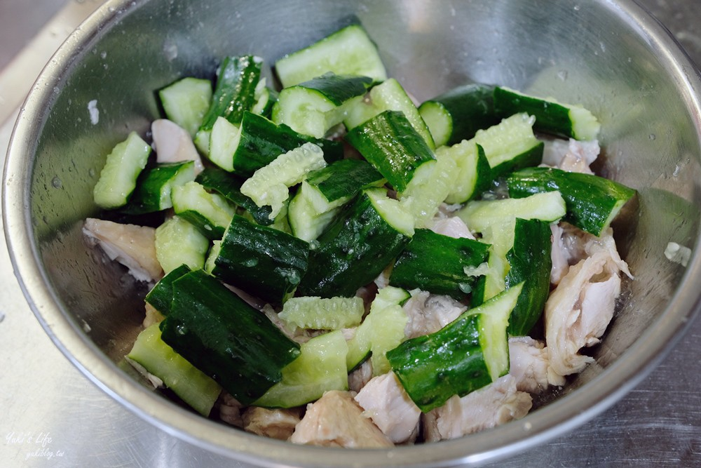 簡單食譜》全聯鹹水雞作法,花不到10分鐘完成!超便宜食材在全聯就買的到! - yukiblog.tw
