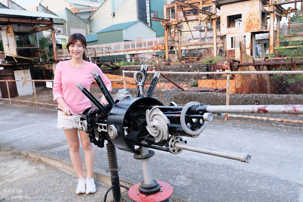 高雄免費景點》橋頭糖廠,假日親子休閒好去處~吃冰散步可以玩半天 - yukiblog.tw
