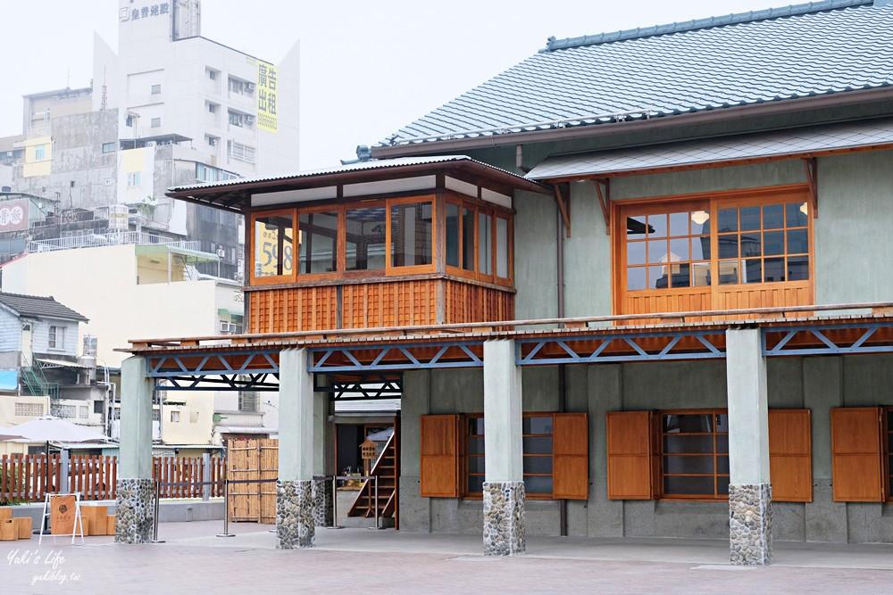 高雄景點》逍遙園~歷史建築重新開放,日式園區免門票參觀,捷運景點交通方便 - yukiblog.tw