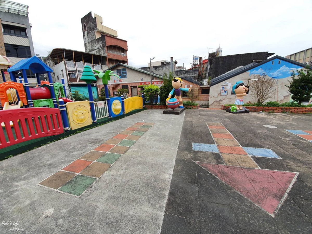 宜蘭景點必玩》頭城老街美食散步地圖~必拍彩繪必逛古蹟通通有 - yukiblog.tw