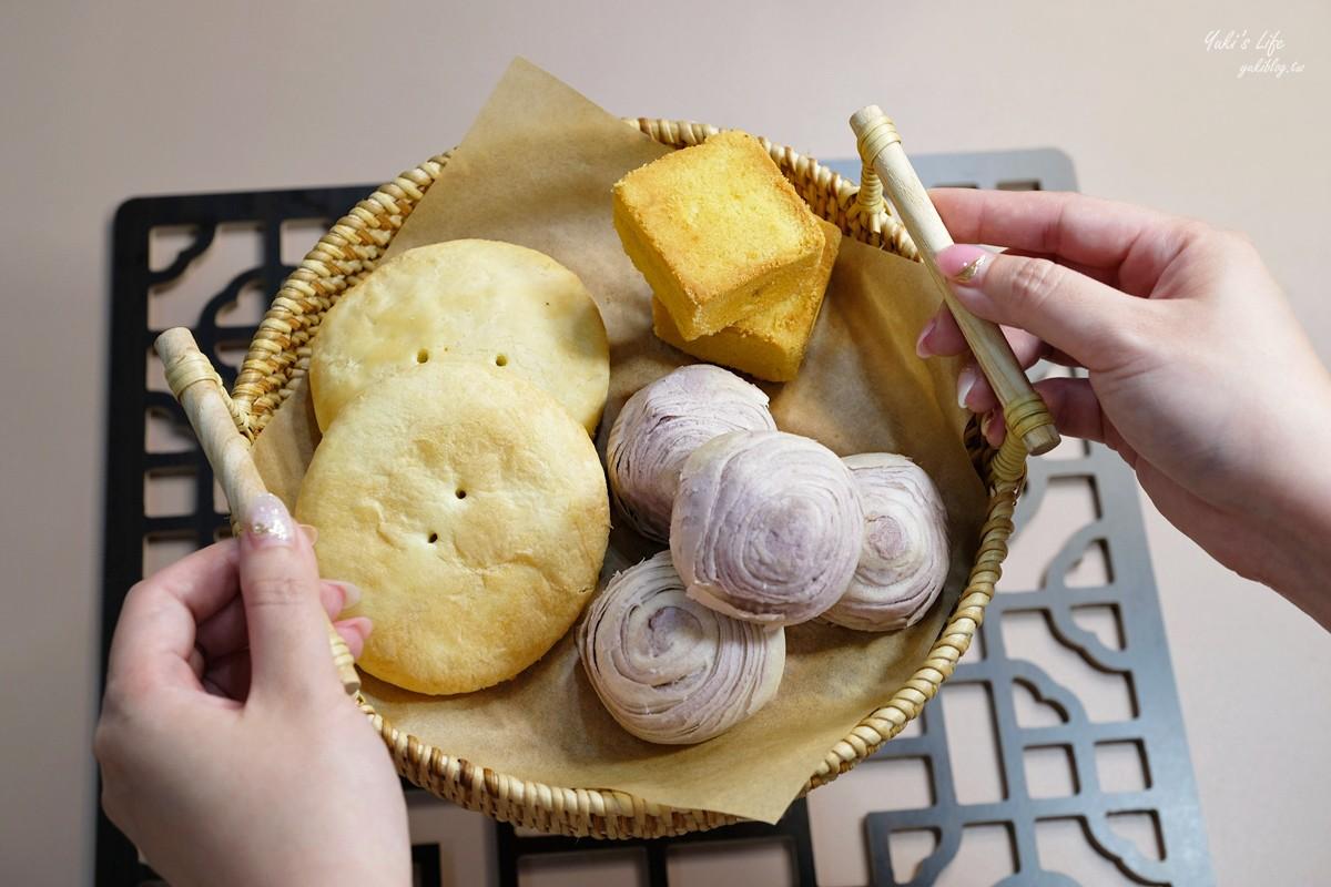 辦公室團購美食「裕品馨」漢餅老品牌禮盒推薦~奶油酥餅,紫晶酥,鳳梨酥都好吃! - yukiblog.tw