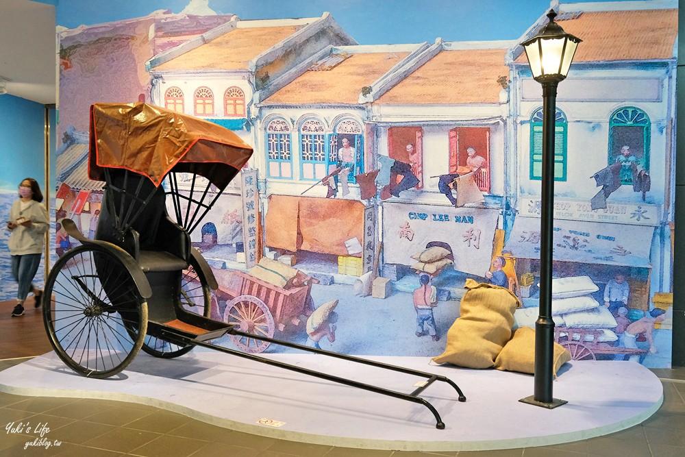 苗栗親子景點》苗栗客家文化園區~免門票全新展覽好逛好玩!VR,3D劇場,油桐花,雨天備案 - yukiblog.tw