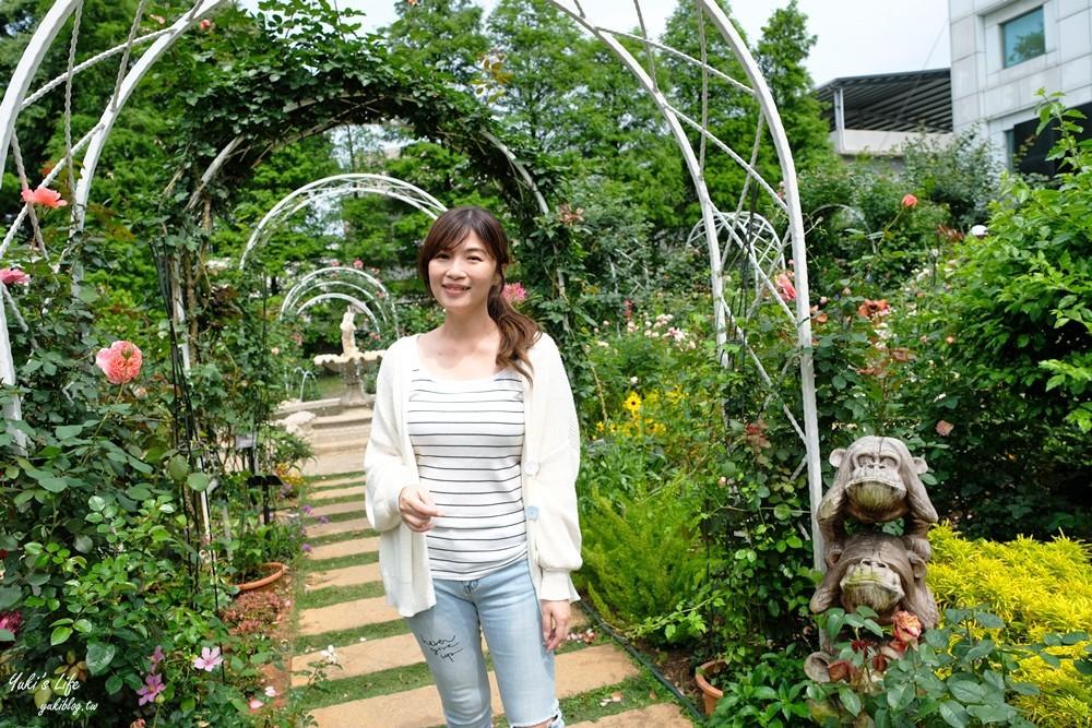桃園景點推薦》雅聞魅力博覽館,免門票浪漫歐風玫瑰園就在這裡,最新造景美拍好去處! - yukiblog.tw