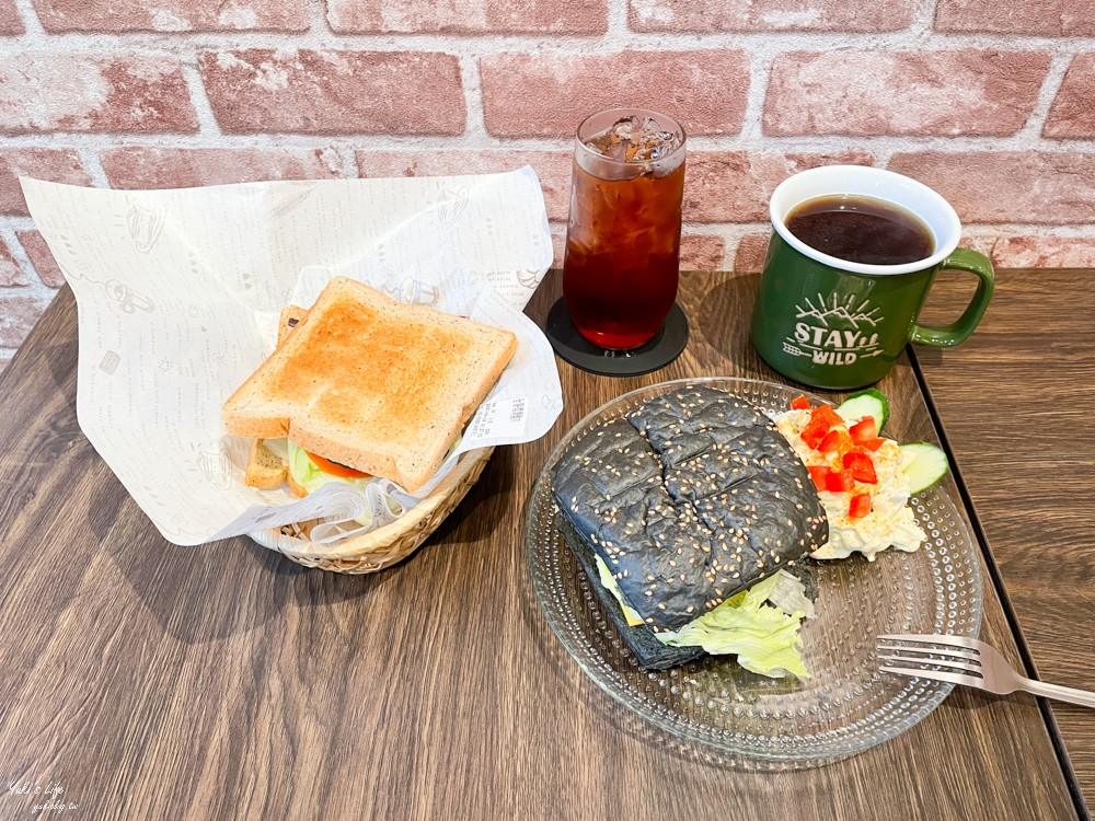 台北美食》時光寄憶早午餐~懷舊50年代風格,近新北大都會公園~吃完早餐溜滑梯囉!(捷運三重站) - yukiblog.tw