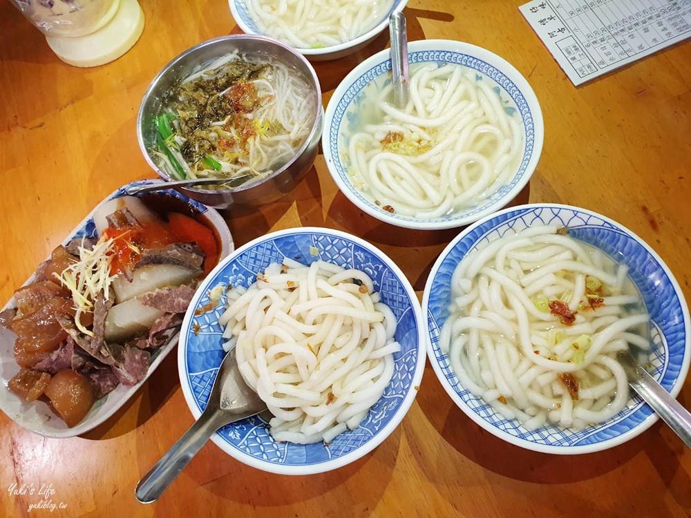 阿惜仔古早味米粉汤A54~在地人推荐铜板小吃、仁爱市场必吃早餐!(菜单、停车场) - yukiblog.tw