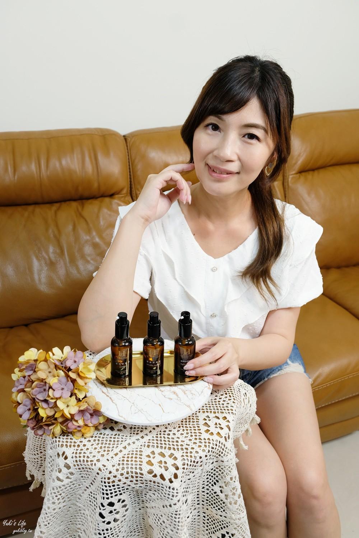 康茵CAREIN精油按摩油分享》寵愛自己的日常保養~漢方結合花香就是剛剛好! - yukiblog.tw