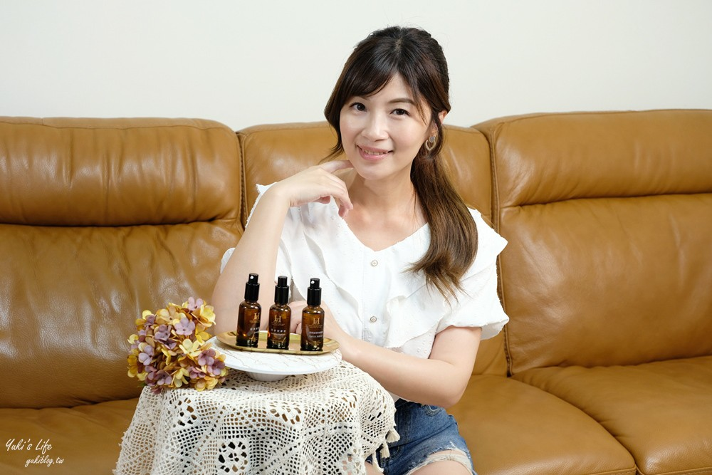 康茵CAREIN精油按摩油分享》宠爱自己的日常保养~汉方结合花香就是刚刚好! - yukiblog.tw