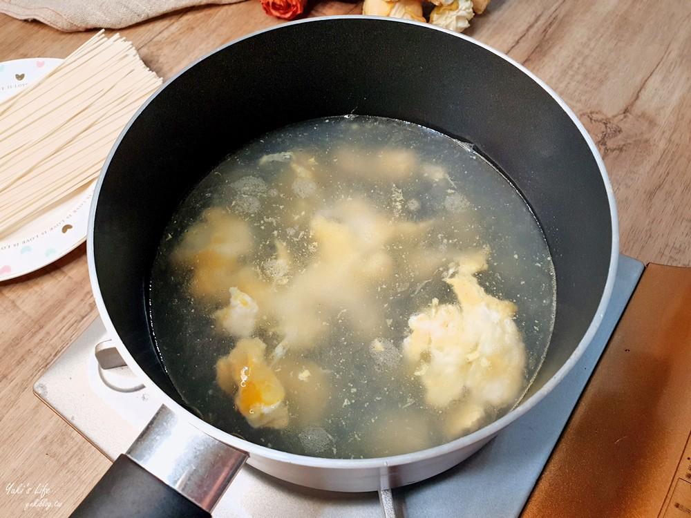 簡單食譜》茄汁鯖魚罐頭麵~宅在必吃的經典家常美味!加肉醬罐頭更好吃~ - yukiblog.tw