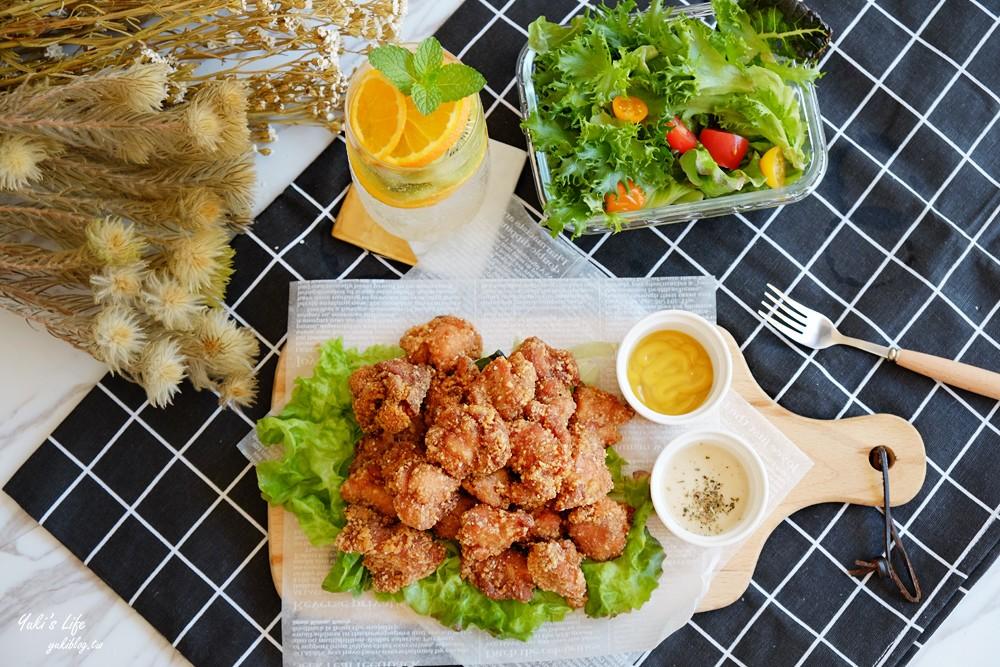 簡單食譜》台式炸雞塊~鮮嫩炸雞在家也吃的到!唐揚炸雞作法必學! - yukiblog.tw