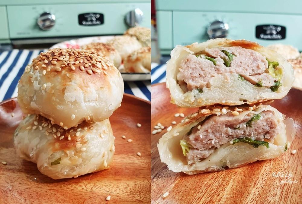 簡單食譜》蔥油餅變身胡椒餅!免揉麵團、夜市小吃自己DIY! - yukiblog.tw