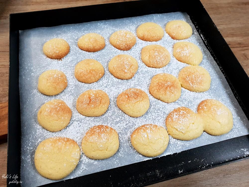 簡單食譜》台式馬卡龍(牛粒)作法,古早味小西點在家自己DIY超好吃! - yukiblog.tw