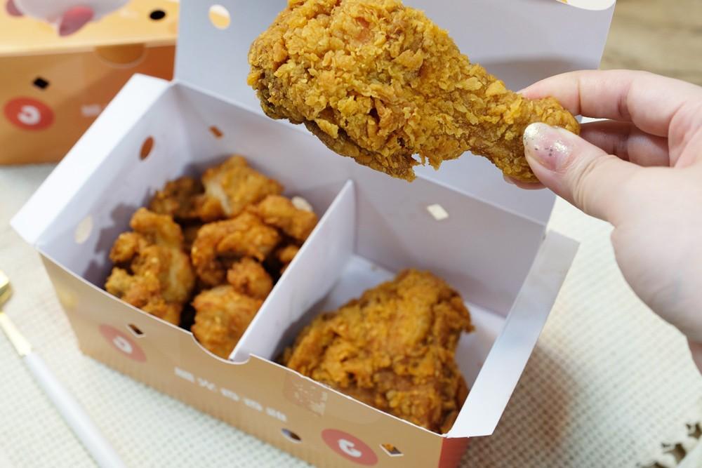 繼光香香雞也有美式炸雞了!冠軍咖哩炸雞整桶都是雞腿+腿排~另有個人套餐自己嗨也行! - yukiblog.tw