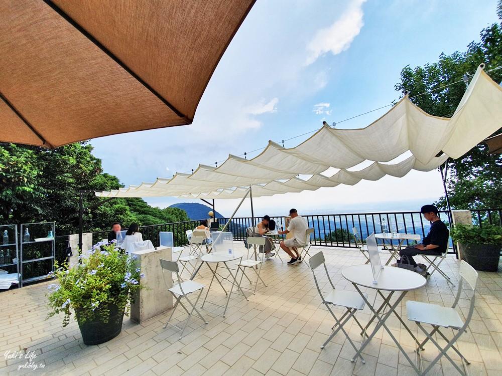 山上聊┃网美级景色的景观餐厅下午茶~异国风情好浪漫!阳明山约会去~ - yukiblog.tw