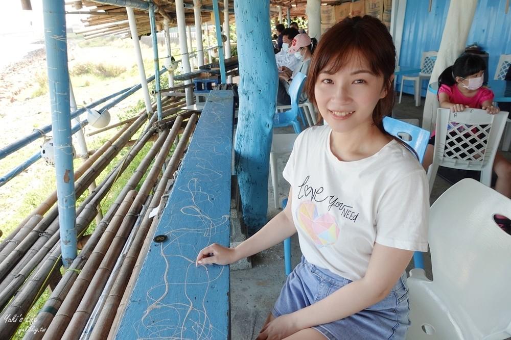 海景行動咖啡『Summer's Time』低消50元銅板價、免費停車場、一覽台北港美景~早餐來吃泡麵 - yukiblog.tw