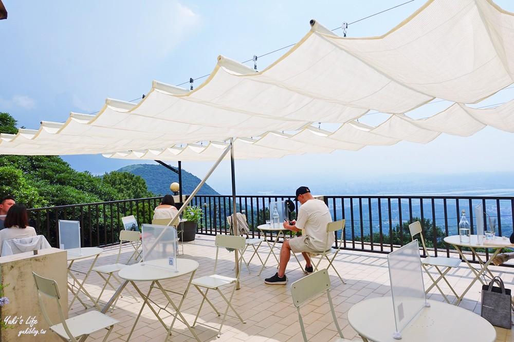 山上聊┃網美級景色的景觀餐廳下午茶~異國風情好浪漫!陽明山約會去~ - yukiblog.tw