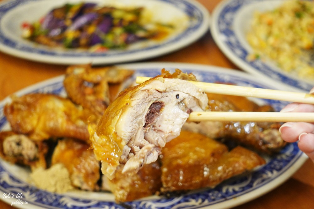 三芝淺水灣台菜「60年代磚窯雞」招牌脆皮雞必點!適合全家大小看海景用餐的餐廳 - yukiblog.tw