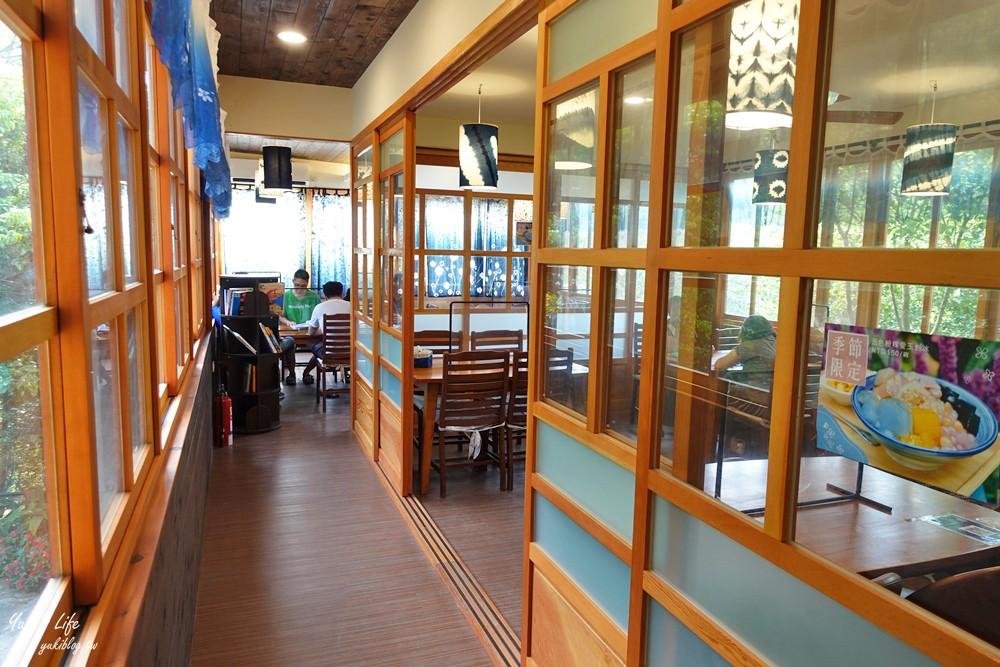 苗栗景點》卓也小屋升級2.0版!五色粉粿剉冰、藍染體驗~好拍好逛又好吃 - yukiblog.tw