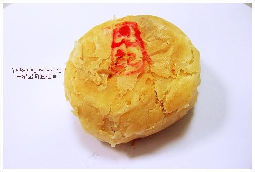 [美味]台北.犁記餅店 - 咖哩綠豆椪 - yukiblog.tw