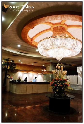 [2007東京見]Day1~ 林口▪ 華夏大飯店 (客房篇)