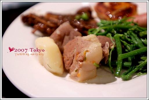 [2007東京見]Day1~ 林口▪ 華夏大飯店 (晚餐篇) - yukiblog.tw
