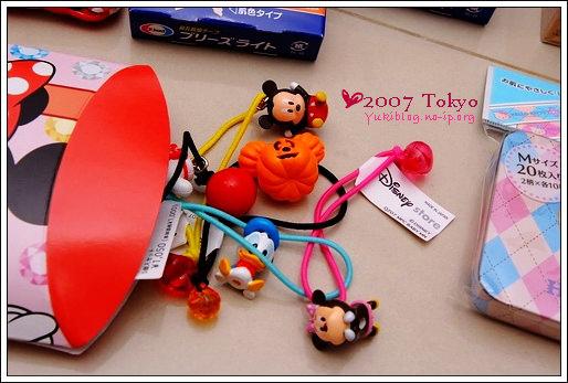 [2007東京見]*戰利品2.8.10.11~ 購於:二木の菓子&東京鐵塔&仲見世通&富士電視台 - yukiblog.tw
