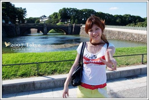 [2007東京見]Day3~ 皇居二重橋