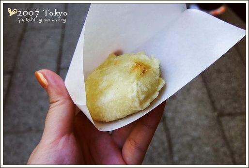 [2007東京見]Day3~ 仲見世通(上) ▪ 雷門 - yukiblog.tw