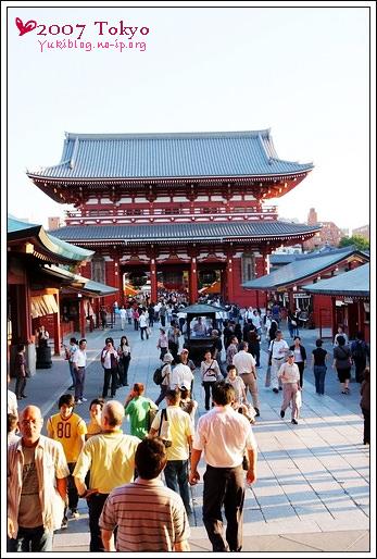 [2007東京見]Day3~ 仲見世通(下) ▪ 淺草寺 - yukiblog.tw