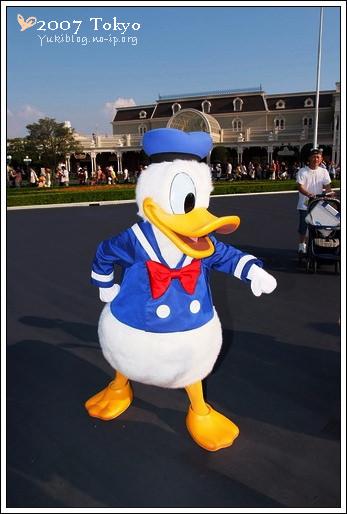 [2007東京見]Day4~ Disney超Cute人偶大集合.搶拍! - yukiblog.tw