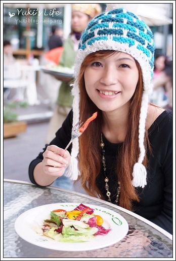 [食]三峡-皇后镇森林 (下)~浪漫的户外下午茶好去处