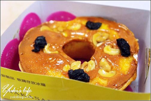 [團購美食]*70年老店-中崎布丁蛋糕