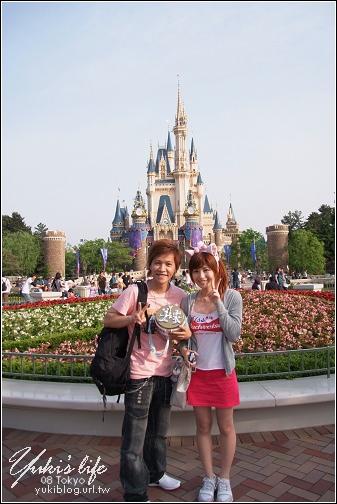 [08東京假期]Day4*Disney 25週年慶!live轉播秀!