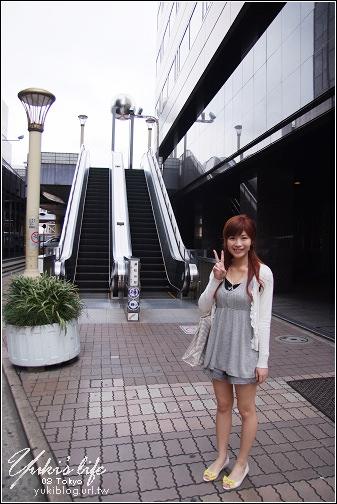 08 Tokyo 東京假期