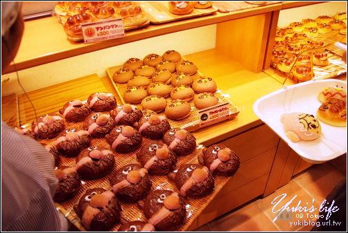 [08東京假期]*C3橫濱-麵包超人博物館(下) 麵包工場 (新增影片) - yukiblog.tw