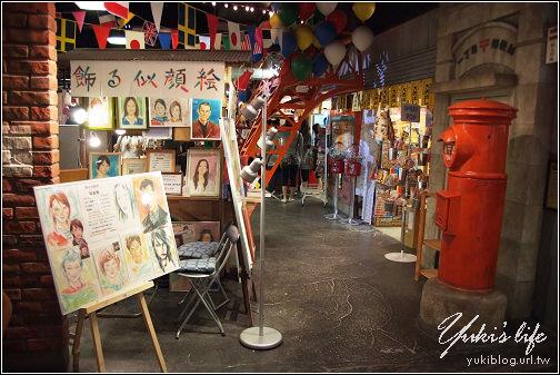 08 Tokyo 台場一丁目商店街